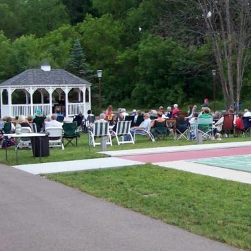 Music at the Gazebo
