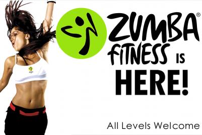 Zumba® Dance Exercise Class