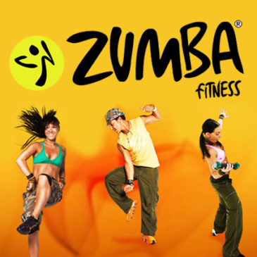 Zumba Class Schedule for September-October 2015