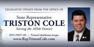 Republican Triston Cole