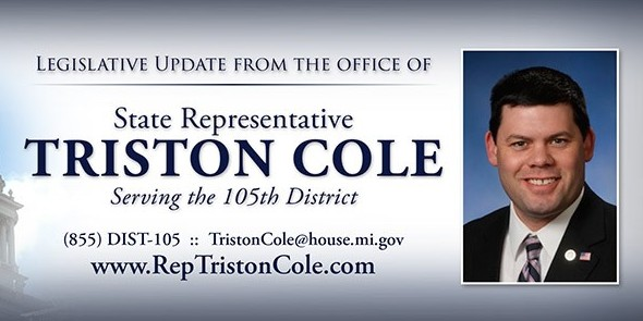 Coffee with State Rep Triston Cole