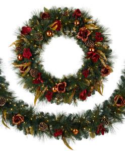 Christmas Wreath 001