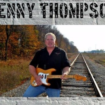 KENNY THOMPSON featured musician tonight!!
