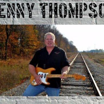 KENNY THOMPSON featured musician tonight!!