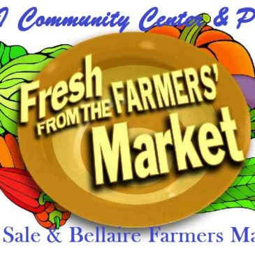YARD SALE and Bellaire Farmers Market
