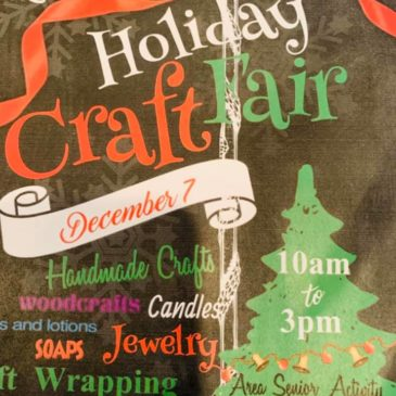 Last Chance Craft Fair