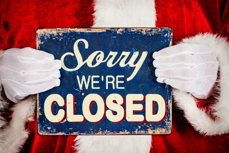 CLOSED – Community Center & Office closed for the Holiday